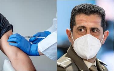 Piano vaccini anti-Covid, Francesco Figliuolo