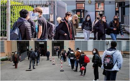 Scuola, contagi in aula: la situazione in Italia