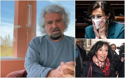 """Caso figlio Beppe Grillo, Cartabia a Macina: """"Serve riserbo"""""""