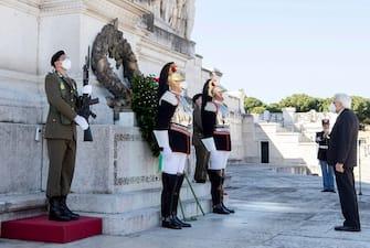 25 aprile altare della patria