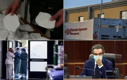 Covid, dalle zone rosse alle mascherine taroccate: tutte le inchieste