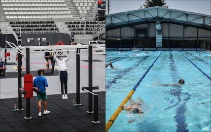 Palestre e piscine, regole per le riaperture e la ripresa dello sport
