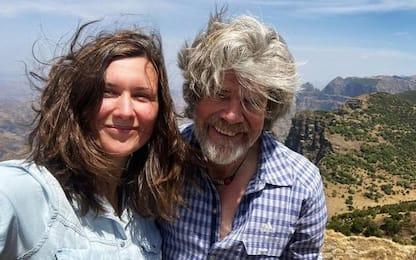 Reinhold Messner a 77 anni si risposa per la terza volta
