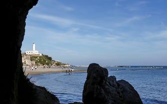 Spiaggia del Faro ad Anzio, Lazio
