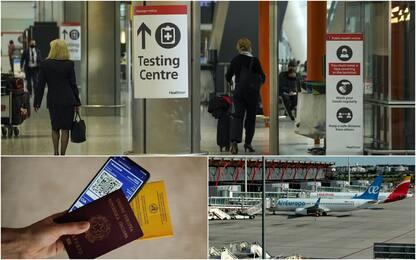 Covid, le regole da seguire per chi dall'Italia va all'estero