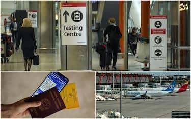 Viaggi all'estero regole