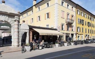 Un bar a Trento