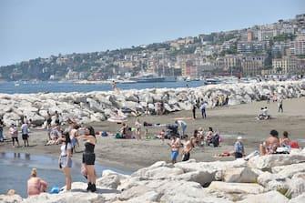 A Napoli torna il turismo in vista dell'estate