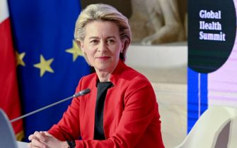 The #GlobalHealthSummit is starting! Mario Draghi and President ,  @vonderleyen are welcoming world leaders in Rome today. The goal is to learn the lessons of the COVID crisis and prepare better for possible future pandemics. Stay tuned for more. #StrongerTogether