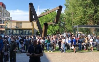 Bologna, open day per vaccini Johnson & Johnson: 5mila persona in fila