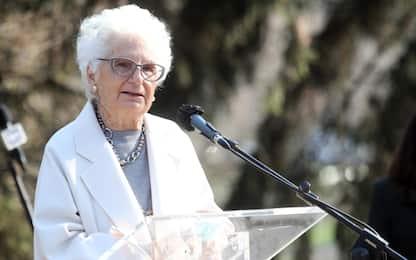 Shoah, a Liliana Segre consegnata onorificenza dalla Germania