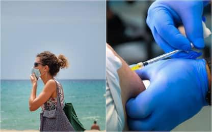 """Covid, vaccini in vacanza, ok di Figliuolo. Ma """"solo per necessità"""""""