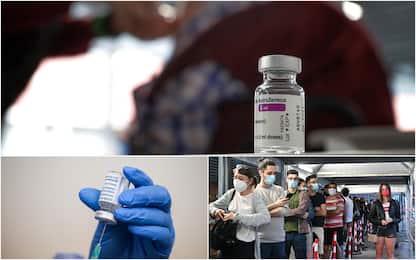 Vaccino AstraZeneca, Cts: somministrare solo a over 60