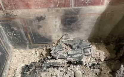 Verona, da scavo ex cinema spuntano i resti di una piccola Pompei