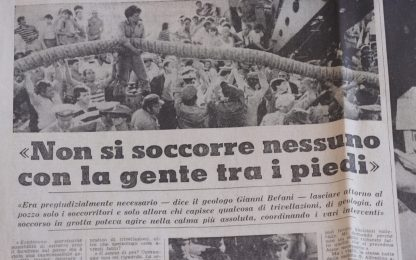 Vermicino 40 anni dopo, come Alfredino ha cambiato l'Italia