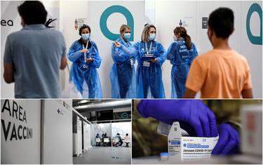 Vaccino Covid piano migranti