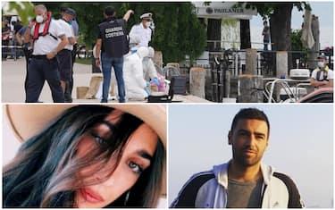 La scena dell'incidente sul lago di Garda e le foto delle due vittime