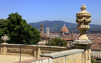 Florence. Villa Bardini. (Photo by: Stefano Cellai/REDA&CO/Universal Images Group via Getty Images)