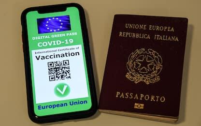 Green Pass europeo, quando e come arriva il codice per scaricarlo