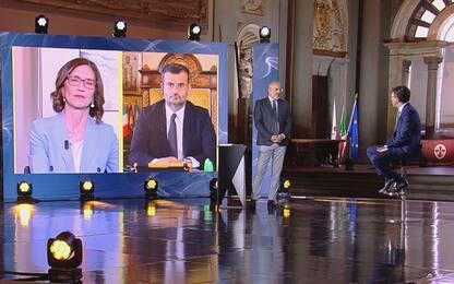 Live In Firenze, il confronto tra Gelmini, Decaro e Nardella