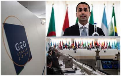 G20, a Matera la riunione dei ministri degli Esteri