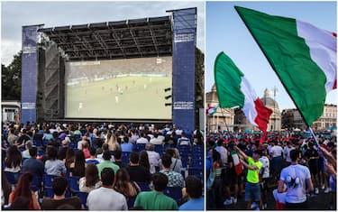 hero euro 2020 tifosi italia ansa