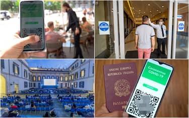 Green pass obbligatorio Italia