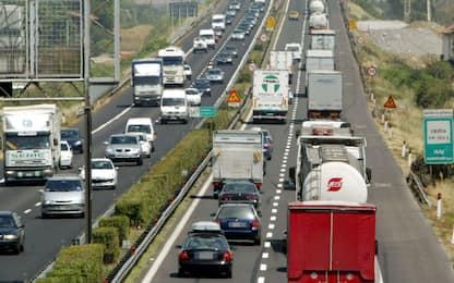 Green Pass, poche presenze allo sciopero dei camionisti