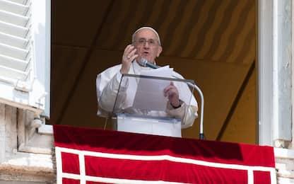 """Papa Francesco: """"Riconoscere Dio negli altri, non in sogni potenza"""""""