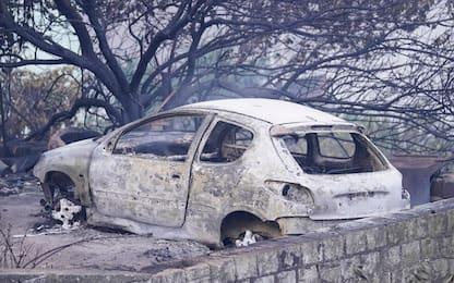 Incendi in Sardegna, la Procura apre un'inchiesta