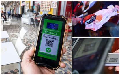 Green Pass, arriva l'app per i controlli e le sanzioni: come funziona