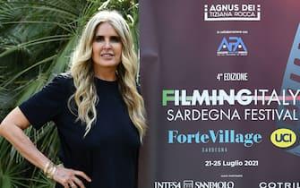 Tiziana Rocca, organizzatrice del Filming Italy Sardegna Festival