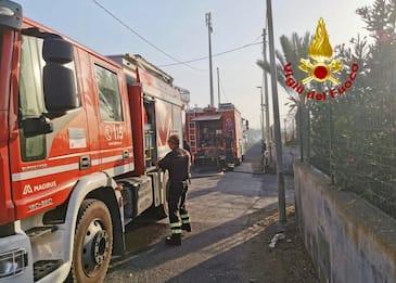 Incendi, Mario Draghi firma dpcm: mobilitazione per Sicilia
