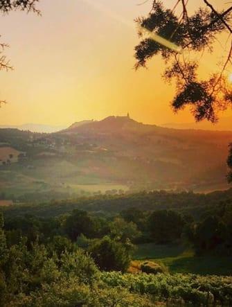 Il borgo di Todi