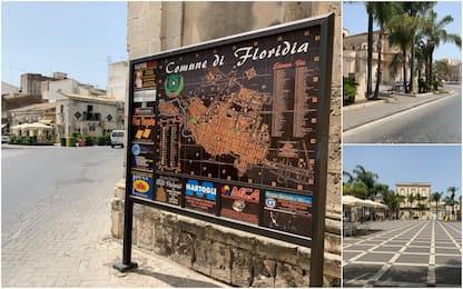 Viaggio a Floridia, il paese più caldo del sud Italia. FOTO