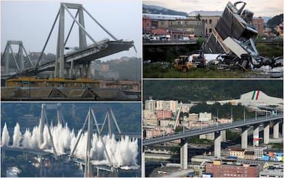 Ponte Morandi, la tragedia 3 anni fa: le tappe della ricostruzione