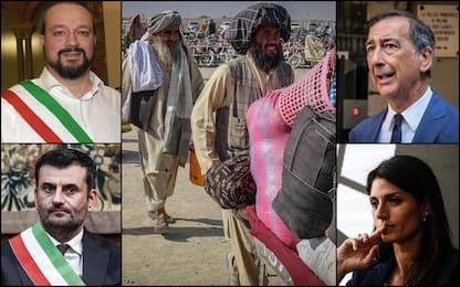 Crisi in Afghanistan, ecco le città pronte ad accogliere i profughi