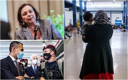Afghanistan: il piano del governo italiano per accogliere i profughi