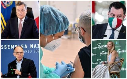 Obbligo vaccinale in Italia: chi è pro e chi è contro tra i partiti