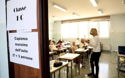 """Covid, Gimbe: """"Obiettivo scuola in presenza al 100% a rischio"""""""