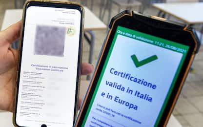 Green pass, nuovo decreto: le faq e tutto quello che c'è da sapere