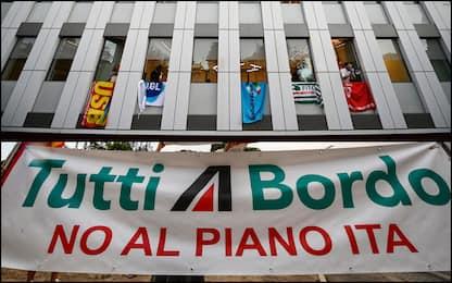 Ita-Alitalia, rottura tra azienda e sindacati: venerdì sarà sciopero