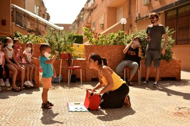 Book Festival allo Zen di Palermo, letture e laboratori per i bambini