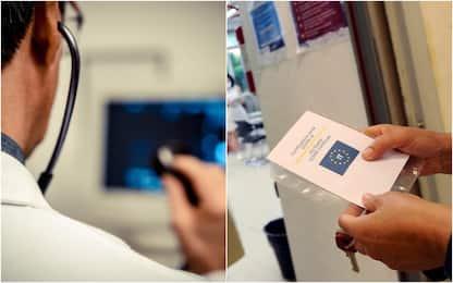 Green pass e certificati falsi, indagati medici a Roma e Genova