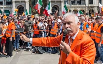 L'ex generale dei carabinieri Antonio Pappalardo è stato degradato