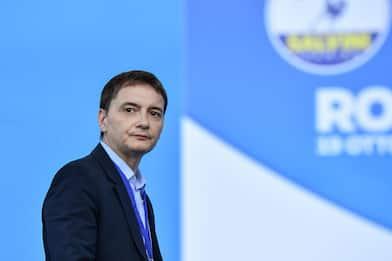 Luca Morisi, l'ex guru dei social della Lega sotto inchiesta per droga