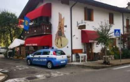 Incitava alla violenza e alla rivolta, chiuso ristorante 'Da Teodora'