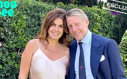 Lapo Elkann si è sposato, nozze segrete con Joana Lemos