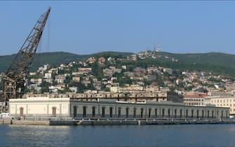 Porto Vecchio di Trieste, Capannone 1 – molo IV – oggi Terminal Passeggeri