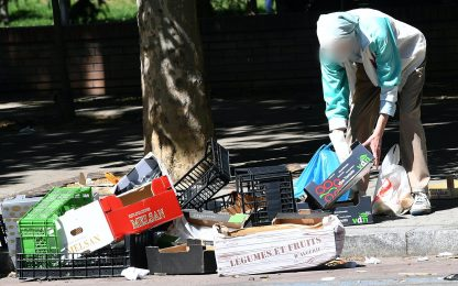 Rapporto Caritas, nel 2020 in Italia 44% in più di nuovi poveri
